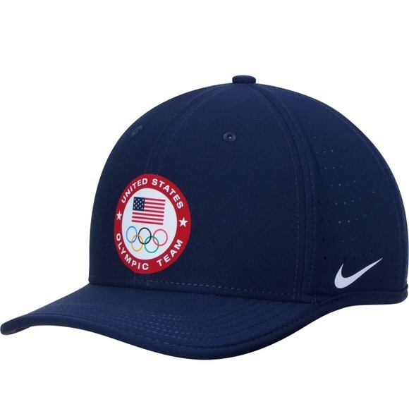 3d5d7487306 Nike Navy Team USA Performance Adjustable Hat